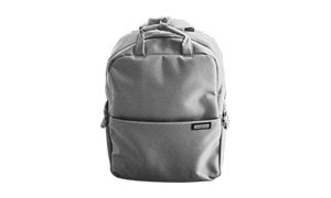 Gray backpack for ecommerce